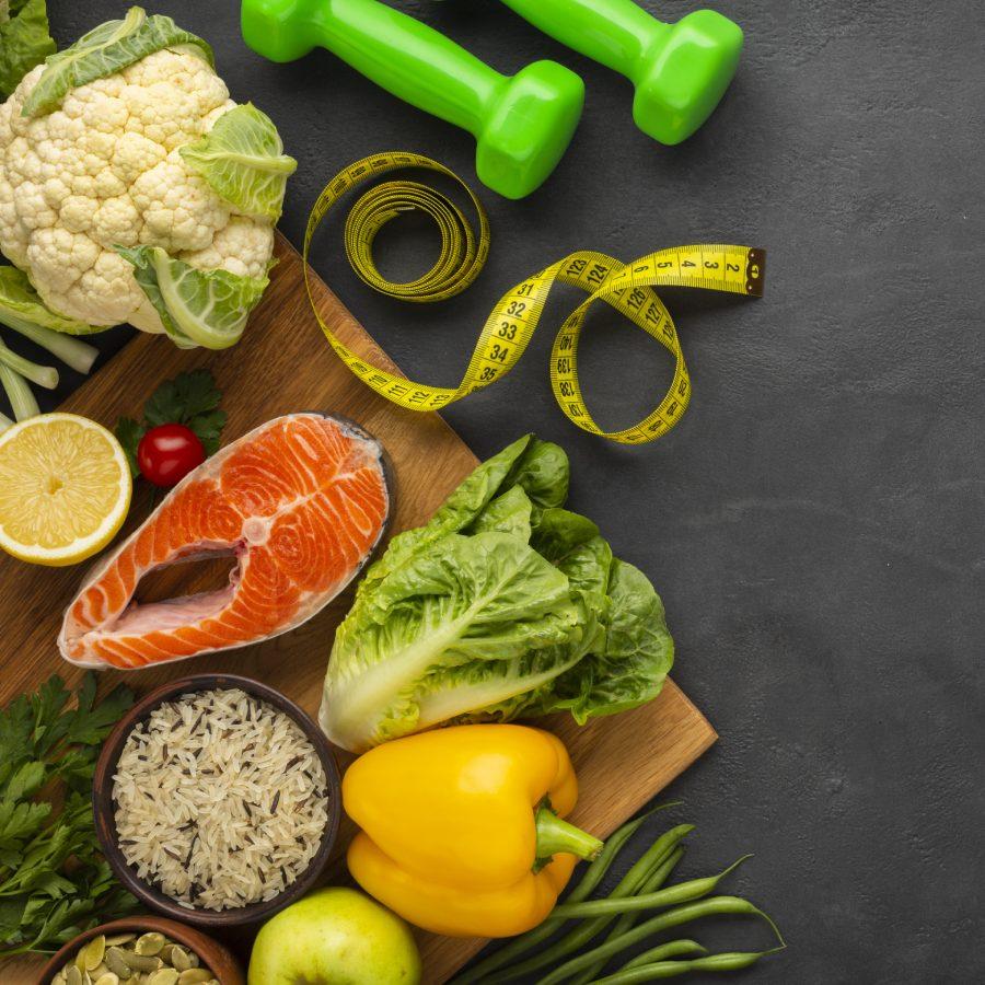 Сбалансированная диета для 18 лет