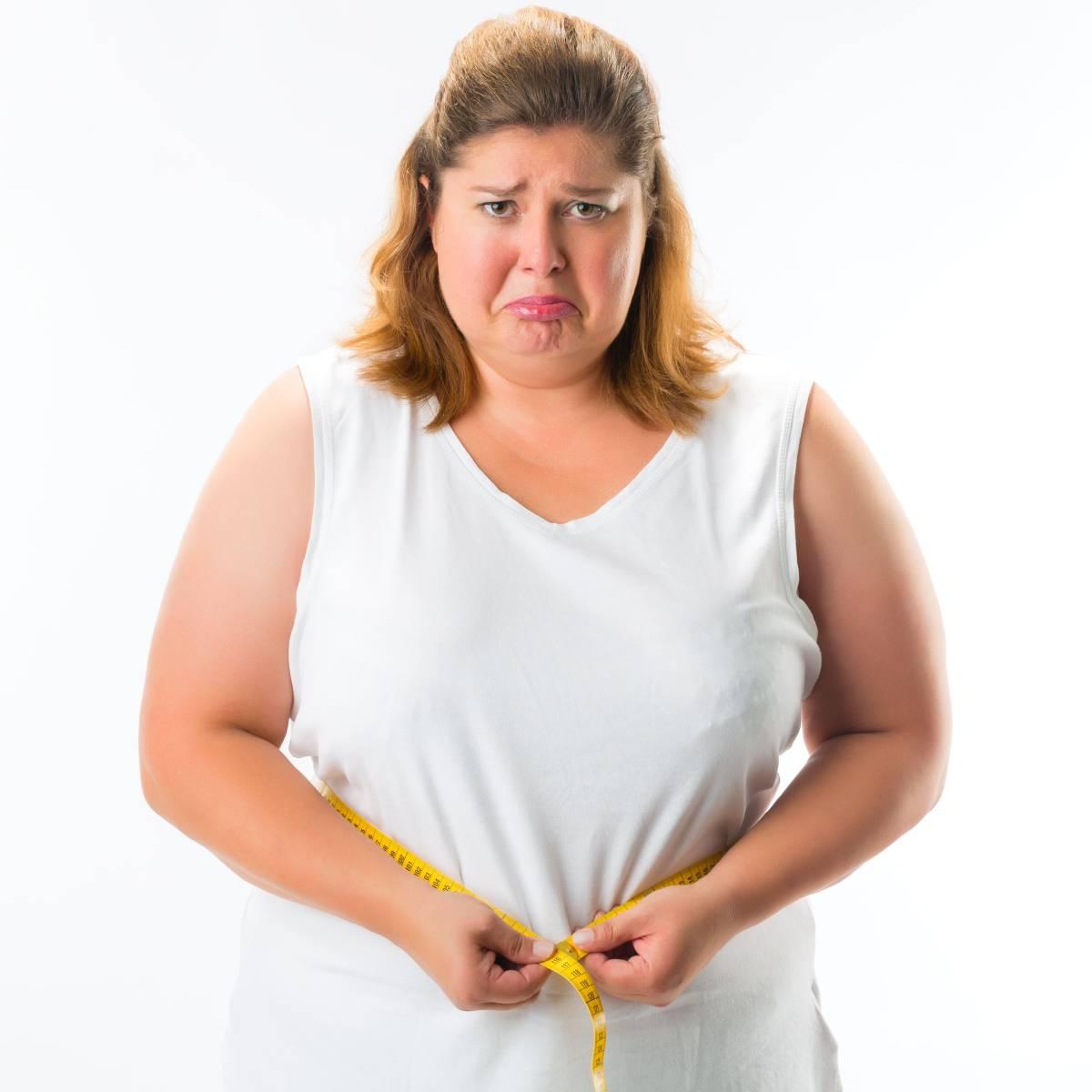 никак не получается похудеть