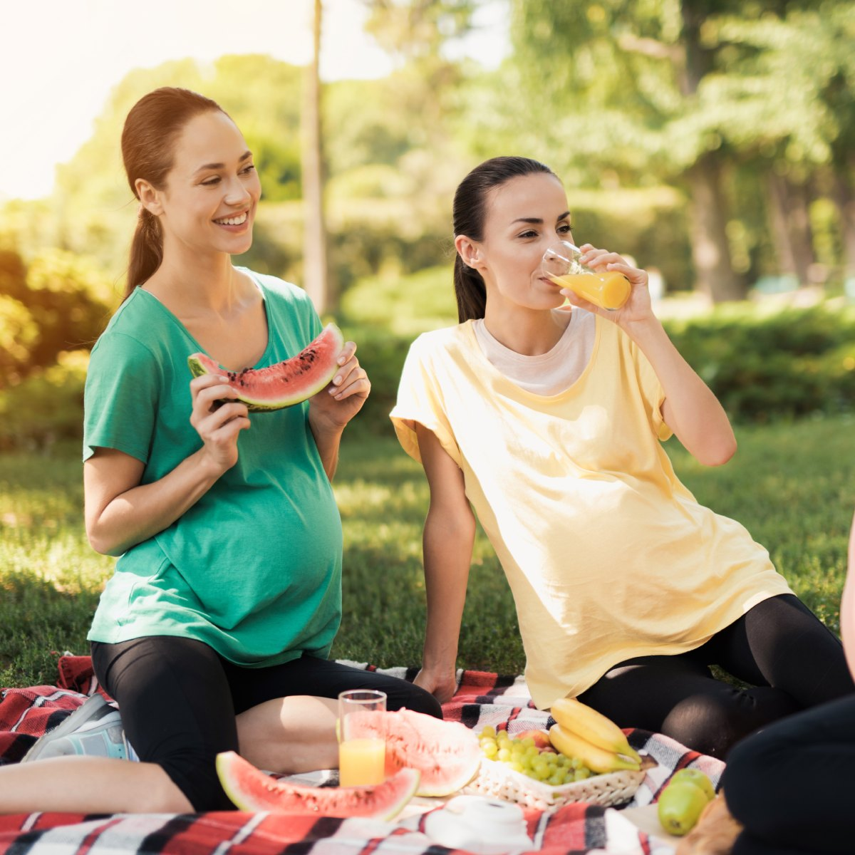 как похудеть после рождения