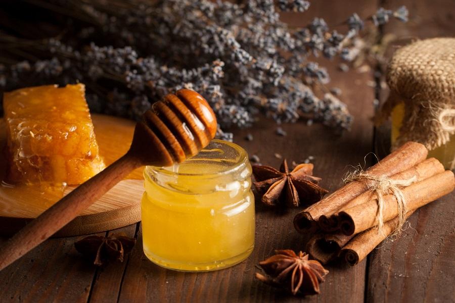 Взбитый мёд